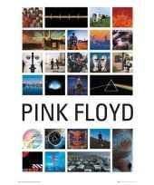 Poster pink floyd 61 x 92 cm wandversiering