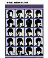 Poster the beatles 61 x 92 cm wandversiering 10172202