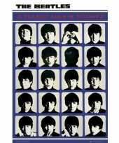 Poster the beatles 61 x 92 cm wandversiering