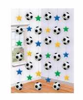 Sport versiering voetbal versierings