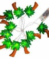 Versiering led verlichting palmboom 165 cm