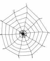 Versiering spinnenweb 150 cm