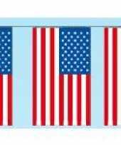 Versiering vlaggenlijn amerika